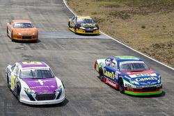 James Nides, Alpha Racing y Rubén García Jr. Canel's Racing
