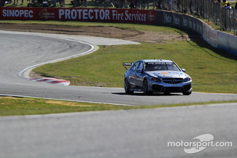 Will Davison, Erebus Motorsports, Mercedes