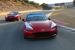 2016 Global MX-5 Cup testing at Mazda Raceway