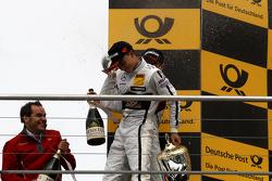 Pascal Wehrlein, HWA AG Mercedes-AMG C63 DTM