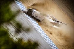 #33 Riley Motorsports SRT Viper GT3-R: Ben Keating, Jeroen Bleekemolen crasht