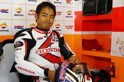 Hiroshi Aoyama, Repsol Honda Team