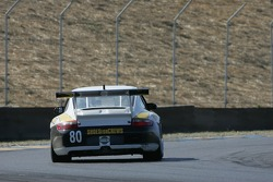 #80 Shoes for Crews/ Synergy Racing Porsche GT3 Cup: Leh Keen, David Murry