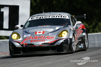 #50 Multimatic Motorsports Team Panoz Panoz Esperante GTLM: Scott Maxwell, David Brabham