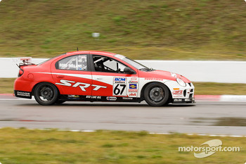 Robb Holland (#67 Ford Focus)