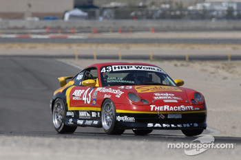 #43 Team Sahlen Porsche 996: Joe Sahlen, Will Nonnamaker