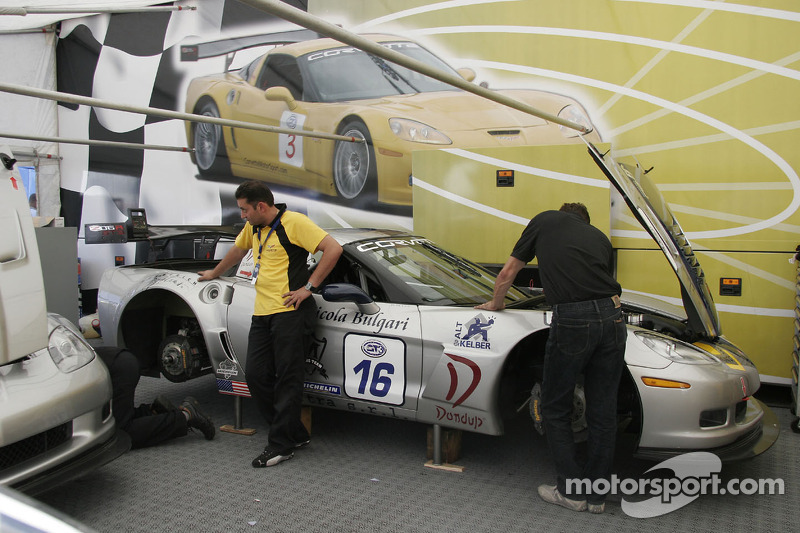 Team Carsport Callaway Corvette Z06 GT3