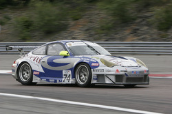 #74 Team Felbermayr Proton Porsche 996 GT3 RSR: Luigi Moccia, Emanuele Busnelli