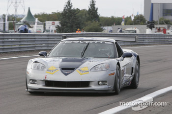 #16 Team Carsport Callaway Corvette Z06 GT3: Uli Berberich-Martini, Julien Schell