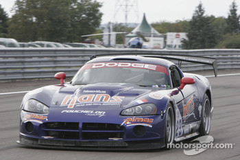 #29 Pouchelon Racing Dodge Viper Competition C: Gilles Duqueine, Anthony Reid