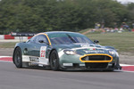 #23 Aston Martin Racing BMS Aston Martin DBR 9: Christian Pescatori, Fabio Babini