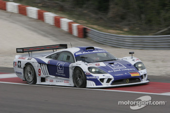 #9 Zakspeed Racing Saleen S7R: Jarek Janis, Sascha Bert