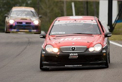Kuno Wittmer (#06 Mercedes-Benz C230 Coupe)