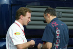 Christian Horner and Franz Tost