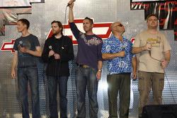 Barenaked Ladies sing National Anthem