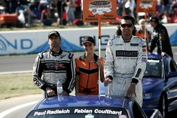 Paul Radisich and Fabian Coulthard