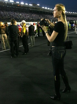 A lovely photographer