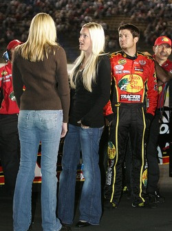 Martin Truex Jr. and friends