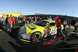 National Guard/Subway Ford at tech inspection
