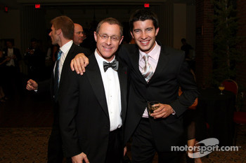 Seth Neiman and Mike Rockenfeller