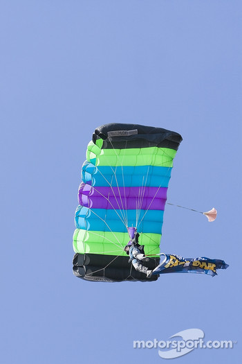 California Speedway Skydive Team