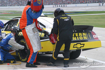 Pitstop for Jay Sauter
