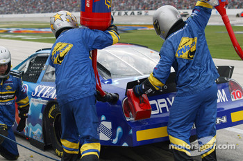 Pitstop for John Andretti