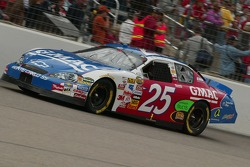 Pace laps: Brian Vickers