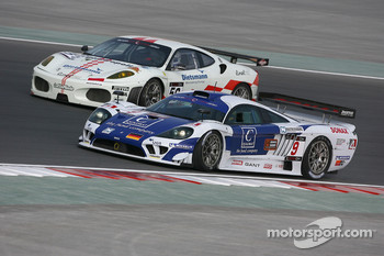 #9 Zakspeed Racing Saleen S7 R: Sascha Bert, Andrea Montermini, Jos Menten