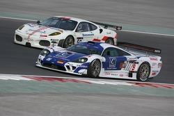 #9 Zakspeed Racing Saleen S7 R: Sascha Bert, Andrea Montermini, Jos Menten