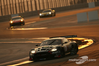 #5 Phoenix Racing Aston Martin DBR9: Jean-Denis Deletraz, Andrea Piccini