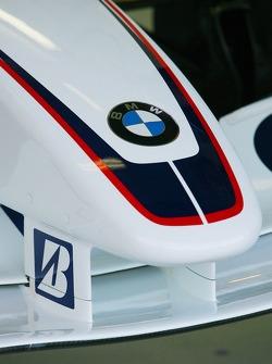 BMW Sauber F1.06 nose