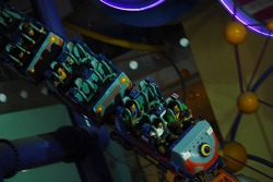 Cosmos World Theme Park, Kuala Lumpur: Salvador Duran and Raphael Matos
