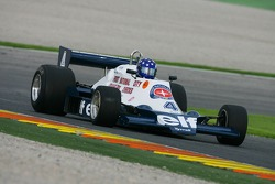 Thoroughbred GP, Andrea Bahlsen, Tyrrell 008