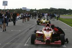 Starting grid: Daniel Morad