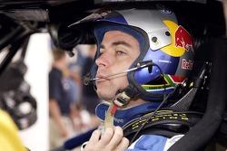 Volkswagen Motorsport test in Morocco: Giniel de Villiers