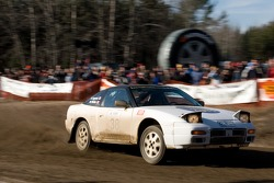 #38 1991 Nissan 240SX: Martin Walter, Ken Lagarec