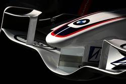 BMW Sauber F1 nose cone