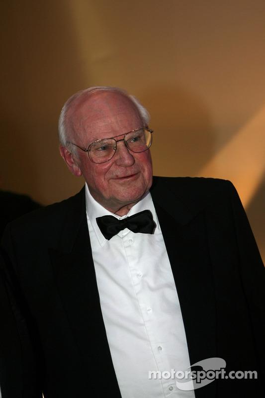 Professor Sid Watkins, President FIA Institute
