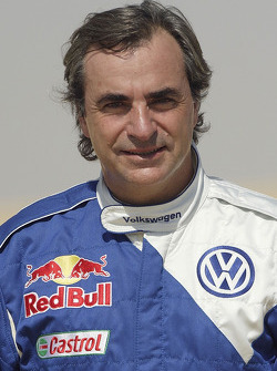 Volkswagen Motorsport presentation in Dubai: Carlos Sainz