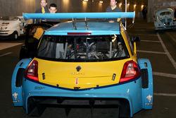 Renault Mégane Trophy car