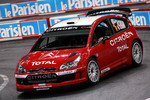 Sbastien Loeb drives the new Citron C4 WRC