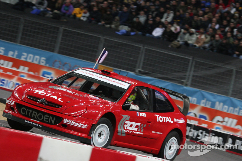 Semi final: Sébastien Loeb