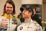 Jamie Thompson and Andy Priaulx