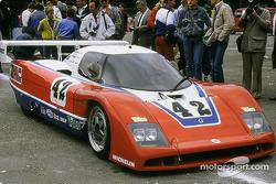 #42 WM Peugeot WM P 85: Michel Pignard, Jean-Daniel Raulet, Jean Rondeau