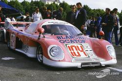 #104 Ecurie Blanchet Locatop Rondeau M379 C Ford: Michel Dubois, Hubert Striebig, Noël Del Bello