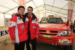 Bin Liu and Serge Henninot