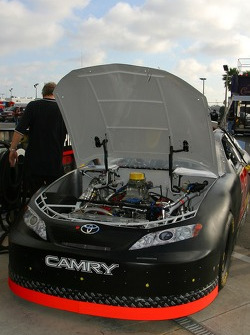 Engine of the CAT Toyota of Dave Blaney