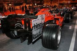 Spyker F1 Team, M16