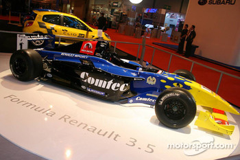 World Series by Renault car